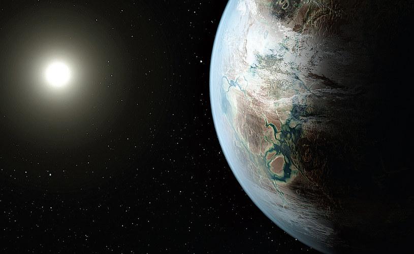 Dzisiejsza astronomia zajmuje się głównie poszukiwaniem planet podobnych do Ziemi /21 wiek