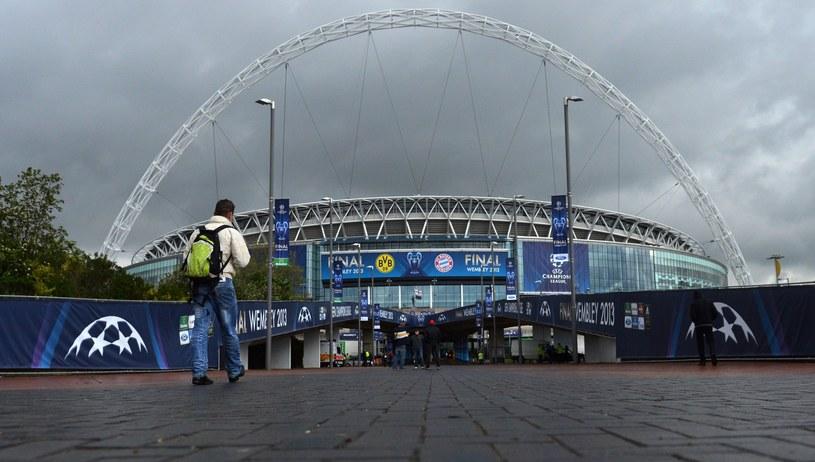 Dzisiejszy finał na Wembley to temat numer jeden w Niemczech /AFP