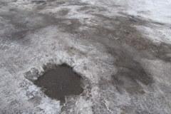 Dziura rekordzistka z Mysłowic