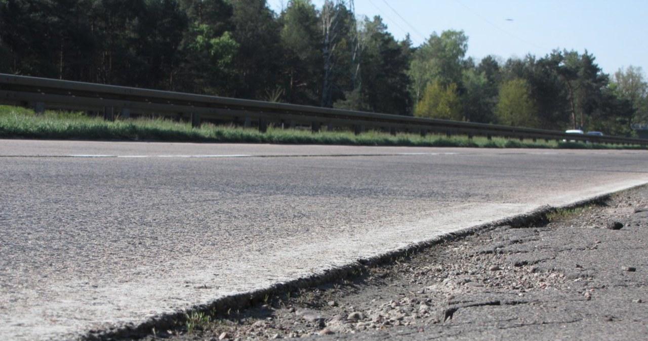 Dziurawe drogi w Zachodniopomorskiem