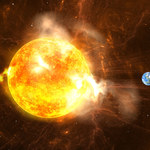 Dziury koronalne na Słońcu - eksperci spodziewają się silnej burzy magnetycznej na Ziemi