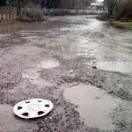 Dziury w drogach będą