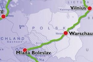 Dziwna mapa Skody...