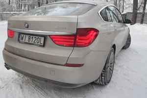 Dziwna piątka BMW