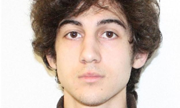 Dżochar Carnajew, podejrzany o przeprowadzenie zamachu w Bostonie. /AFP