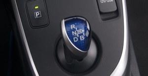 """Dźwignia zmiany biegów i przycisk """"P"""" /Motor"""