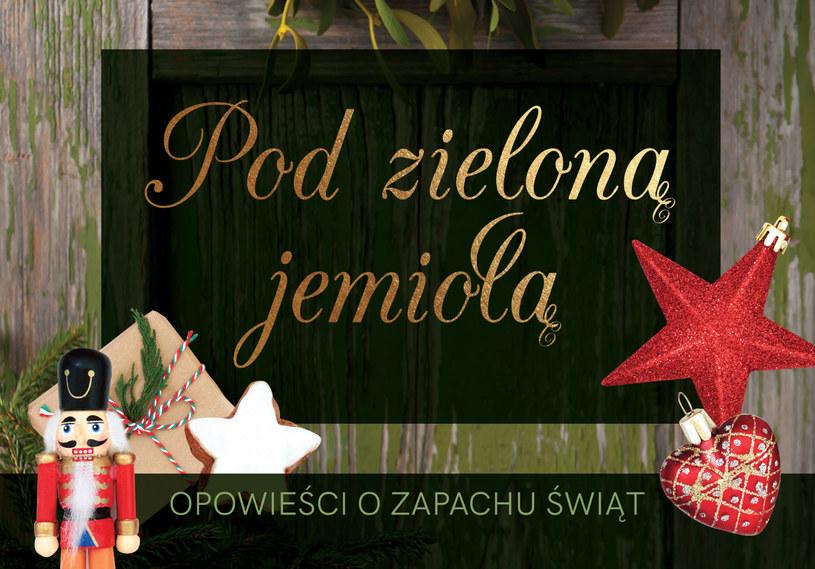 """E-book """"Pod zieloną jemiołą"""" - specjalnie dla tych, co czytają Styl.pl /Styl.pl"""