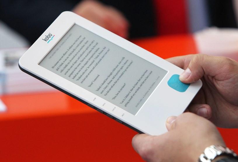 E-booki to przyszłość książki /AFP