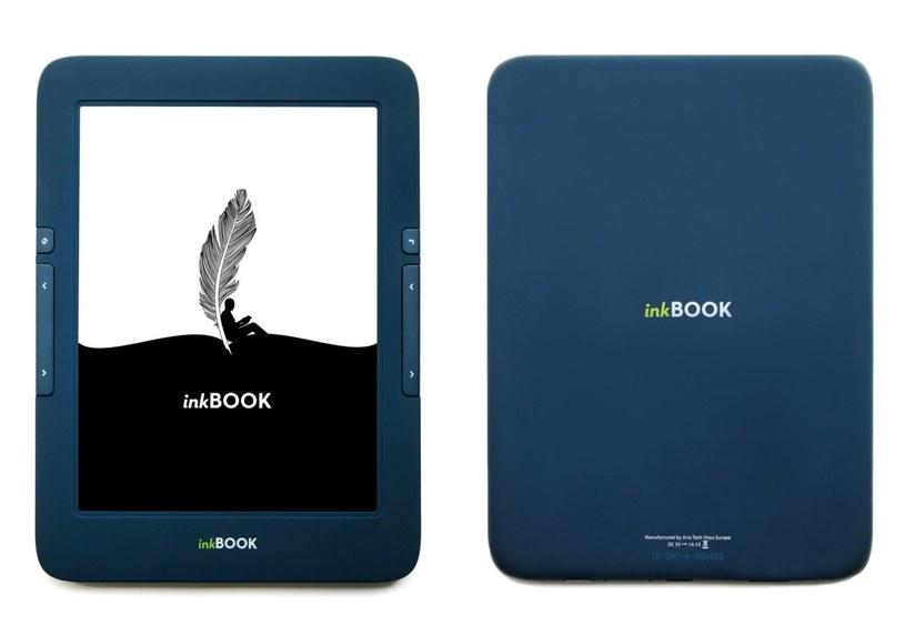 E-czytnik inkBOOK /materiały prasowe