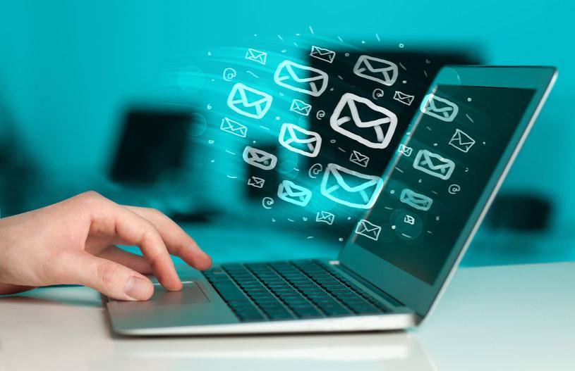 E-mail to nadal bardzo popularne narzędzie do rozsyłania trojanów i innych szkodliwych aplikacji /123RF/PICSEL