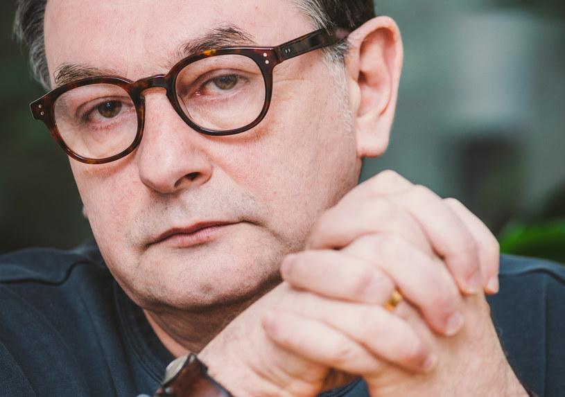 E.O. Chirovici przekonuje, że nie porafimy odróżnić fantazji od rzeczywistości /Wydawnictwo Znak