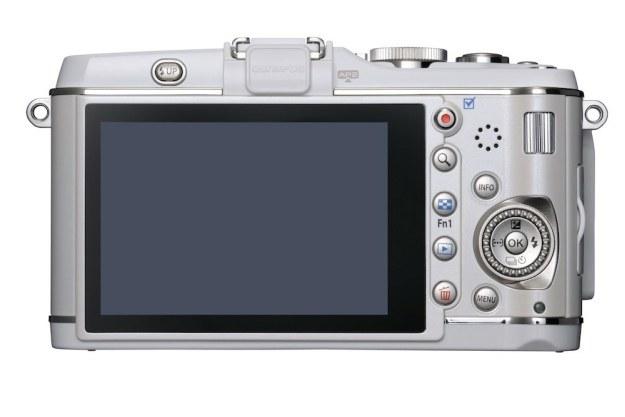 E-P3 wyposażono w ekran dotykowy /materiały prasowe