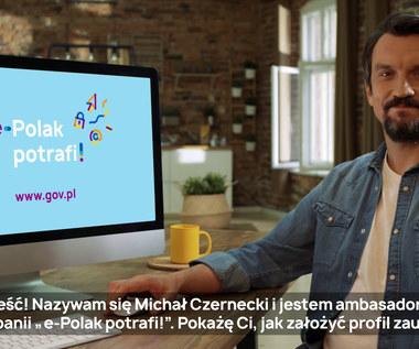 e-Polak potrafi! Michał Czernecki tłumaczy, jak założyć profil zaufany przez internet