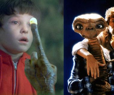 """""""E.T."""": Mój przyjaciel kosmita"""