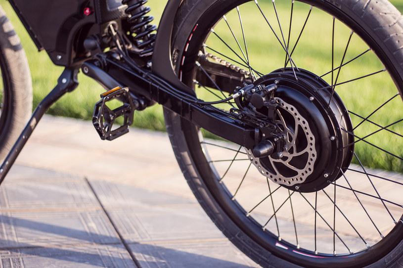 E-zapięcie pozwoli zabezpieczyć rower /123RF/PICSEL