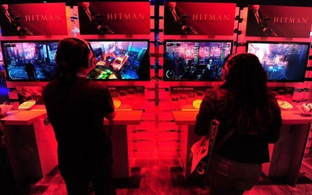 E3 2012 - zdjęcie z hali wystawowej w Los Angeles /AFP