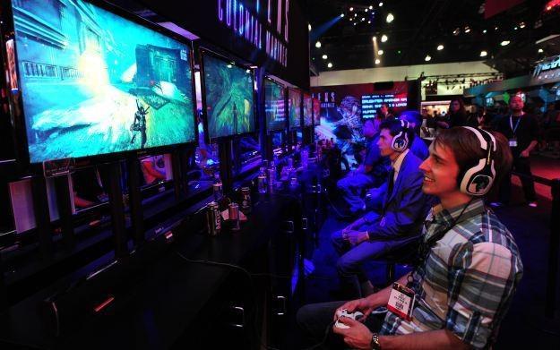 E3 2012 - zdjęcie z targów w Los Angeles /AFP