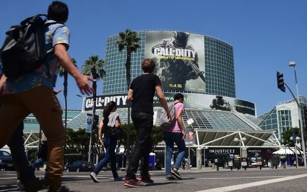 E3 2016 - Convention Center w Los Angeles /AFP