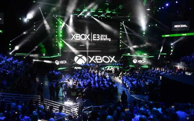 E3 2016 - fragment konferencji Microsoftu /AFP