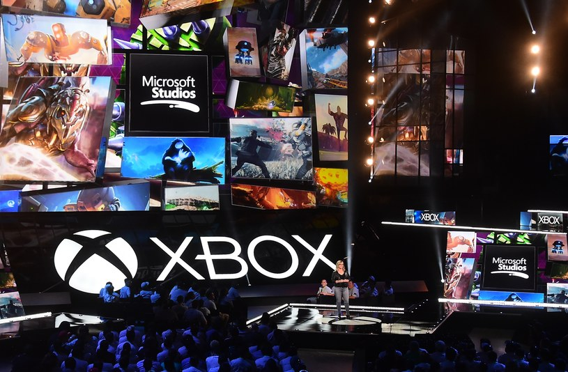 E3 2016 - na konferencji MS można było obejrzeć sporo ciekawych materiałów wideo z nadchodzących gier /AFP