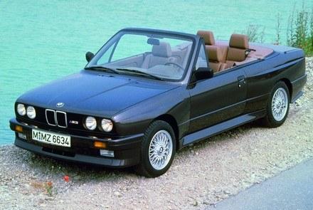 E30 w wersji M cabrio /INTERIA.PL