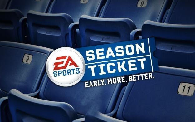 EA Season Ticker - logo /Informacja prasowa