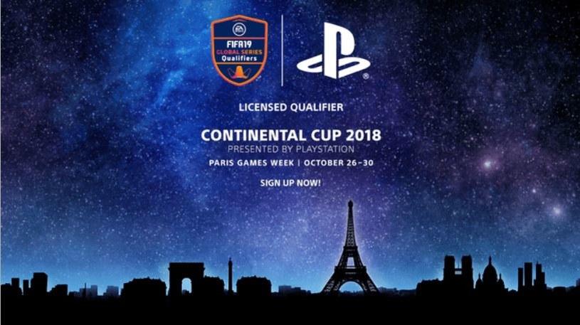 EA SPORTS FIFA 19 Global Series /materiały prasowe