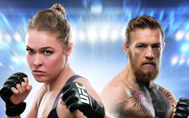 EA Sports UFC 2 /materiały prasowe