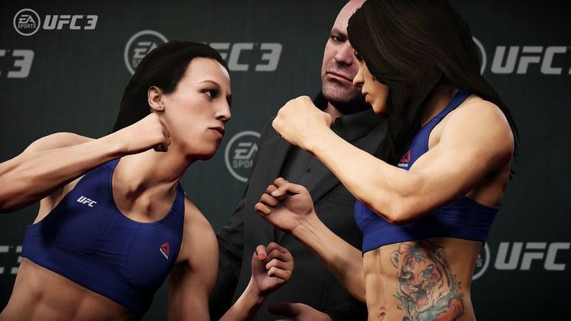 EA SPORTS UFC 3 /materiały prasowe