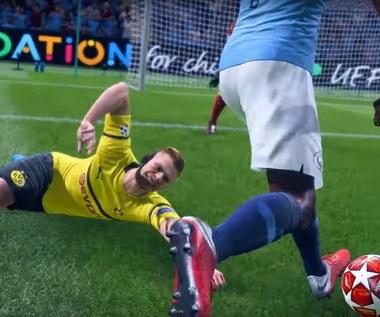 EA ujawniło osobiste dane profesjonalnych graczy FIFA