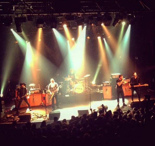 Eagles of Death Metal na scenie / Instagram /&nbsp /