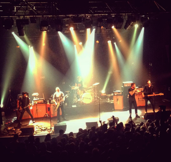 Eagles of Death Metal na scenie / Instagram /&nbsp /