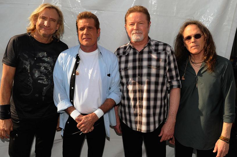 Eagles w 2012 r.: Joe Walsh, Glenn Frey, Don Henley i Timothy B. Schmit (do zespołu dołączył w 1977 r.) /fot. Rick Diamond /Getty Images