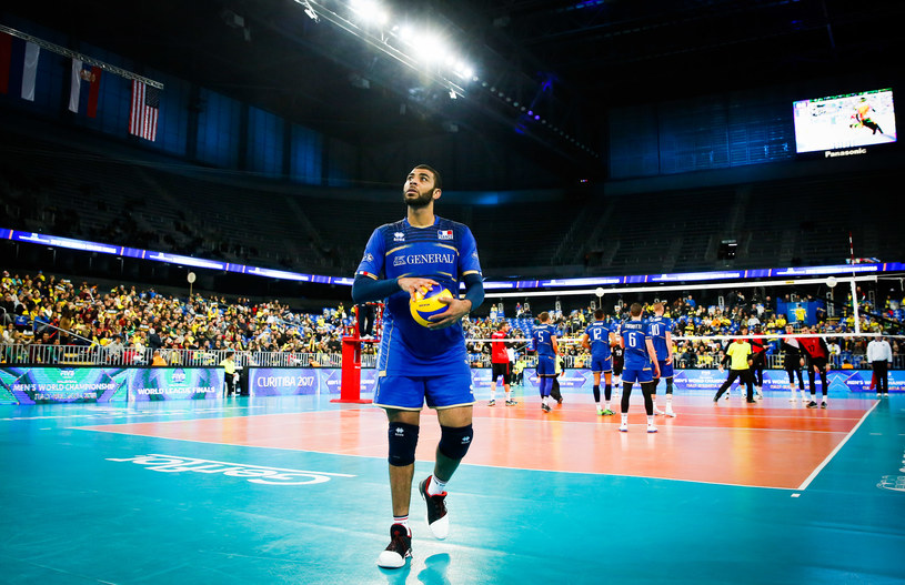 Earvin N'Gapeth /Getty Images
