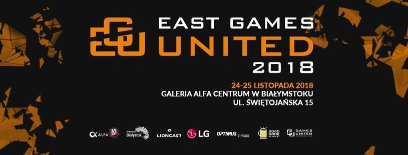 East Games United 2018 /materiały prasowe