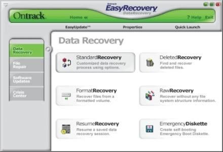 EasyRecovery DataRecovery autorstwa Kroll Ontrack Inc /megapliki.pl