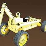 EATR - robot, który przemieni materię organiczną na paliwo