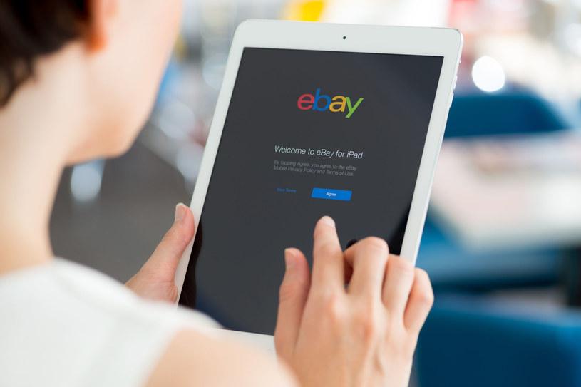 eBay od lat próbuje konkurować na naszym rynku z Allegro /123RF/PICSEL