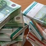 EBC: Banknoty nie zwiększają ryzyka infekcji wirusem