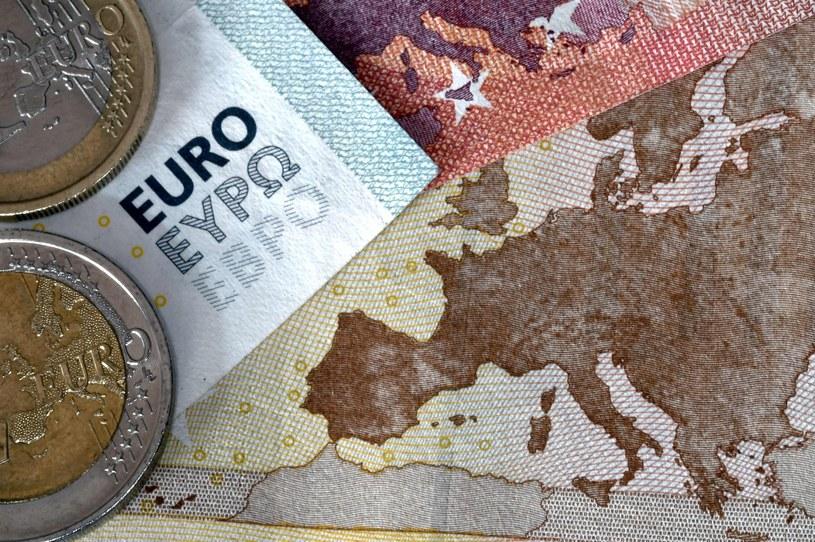 EBC może osłabić euro /123RF/PICSEL