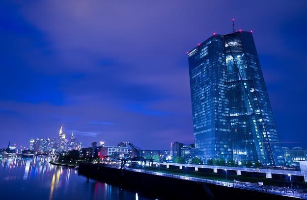 EBC - nowy budynek banku we Frankfurcie nad Menem /EPA