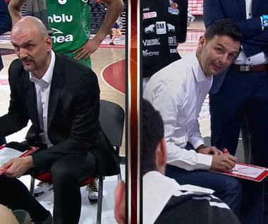 EBL. Trenerskie starcie w finale Energa Basket Ligi. Tabak czy Milicić? (POLSAT SPORT). Wideo