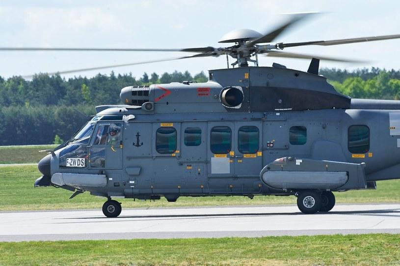 EC-725 Caracal na testach w Powidzu /East News