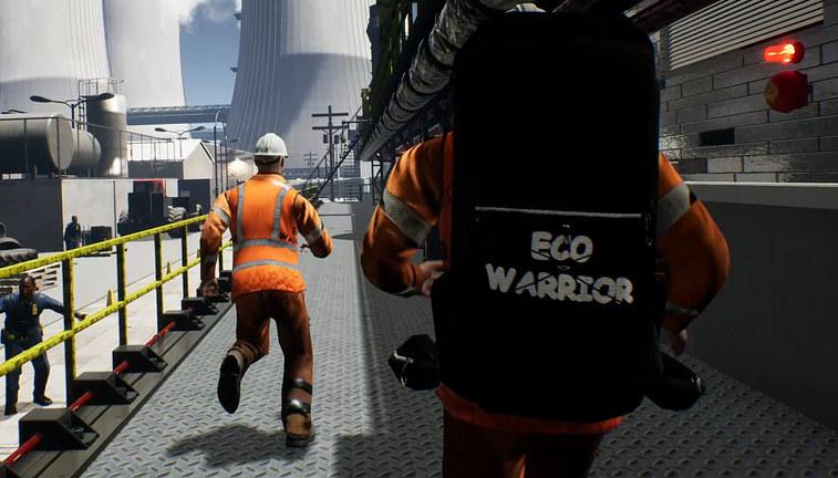Eco Warrior /materiały prasowe