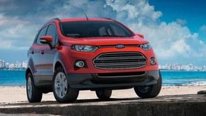 EcoSport - nowy crossover Forda