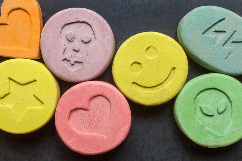Ecstasy ma właściwości terapeutyczne? /123RF/PICSEL