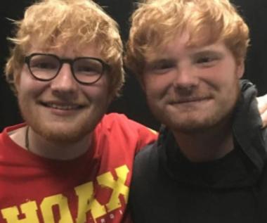 Ed Sheeran ma sobowtóra, jest nim wnuk Judi Dench