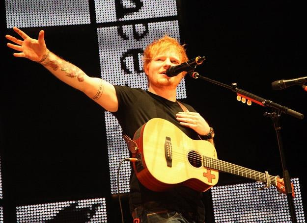 "Ed Sheeran nagrał piosenkę do filmu ""Hobbit: Pustkowie Smauga"" - fot. Taylor Hill /Getty Images/Flash Press Media"