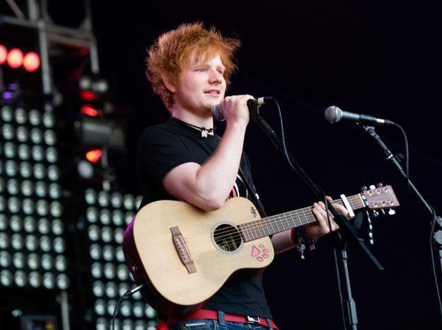 Ed Sheeran: Nowy ulubieniec Wyspiarzy fot. Samir Hussein /Getty Images/Flash Press Media