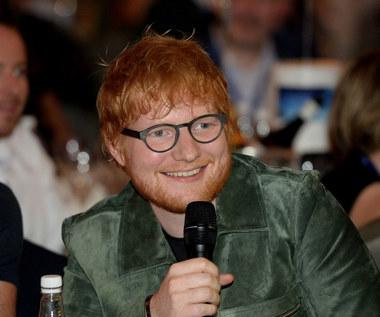 Ed Sheeran zmaga się z fobią społeczną